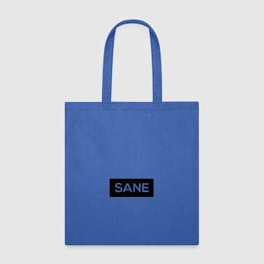 Sane Rectangle - Tote Bag