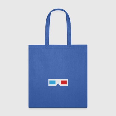 Classic 3D glasses - Tote Bag