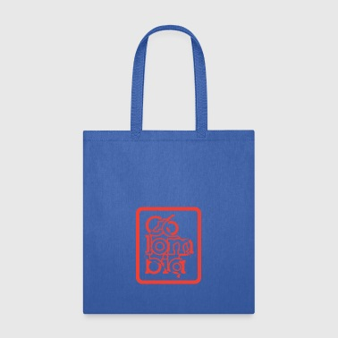 COLOMBIA LOGO - Tote Bag