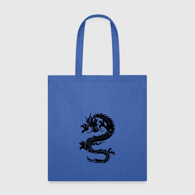 Dragon Tatoo - Tote Bag