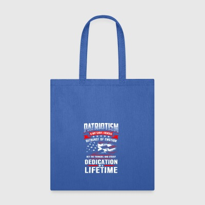 Patriotism - Tote Bag