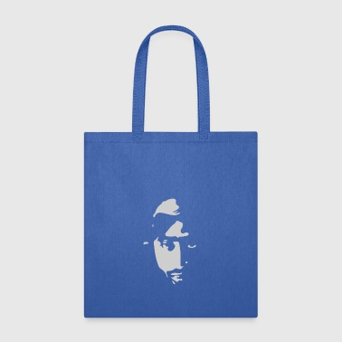 Airbrushed Stencil - Tote Bag