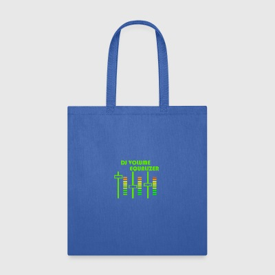 dj volume - Tote Bag