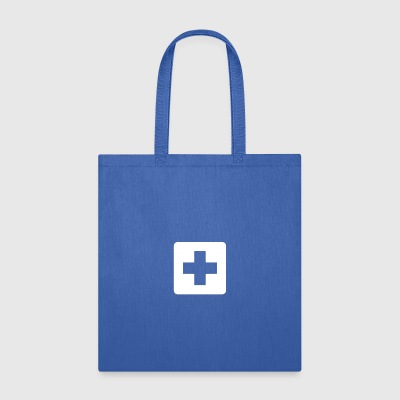 First Aid Symbol - Tote Bag