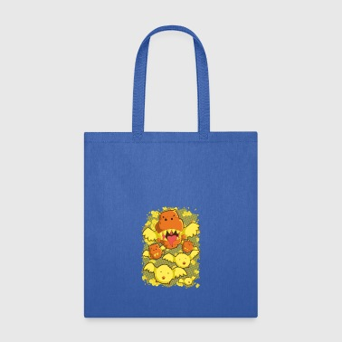 fly dinosaurs - Tote Bag