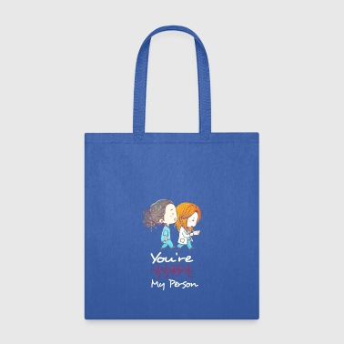 YOU ARE MY PERSON - Tote Bag