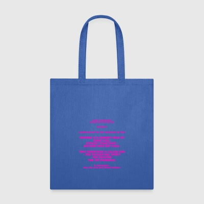 Proof for the Existence of God - Tote Bag