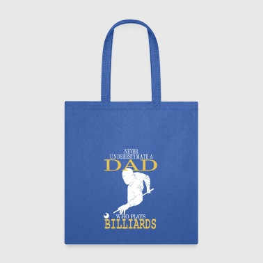 BILLIARD T-shirts - Tote Bag