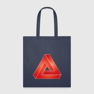 Prisma Red - Tote Bag