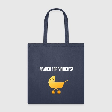 Vehicle PUBG Search for vehicles series - Tote Bag
