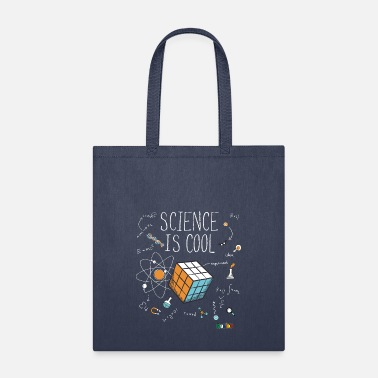 Rubiks Cube Rubik's Cube Science Is Cool - Tote Bag