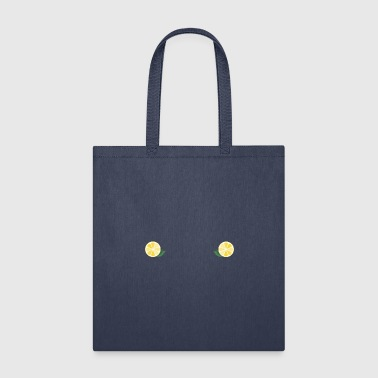 lemon tits - Tote Bag