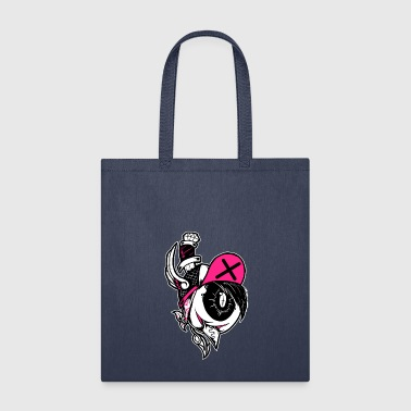 eye tattoo - Tote Bag