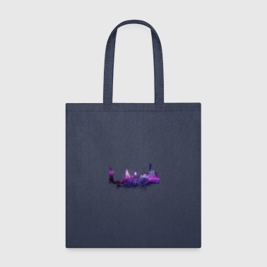 New York Skyscraper - Total Basics - Tote Bag