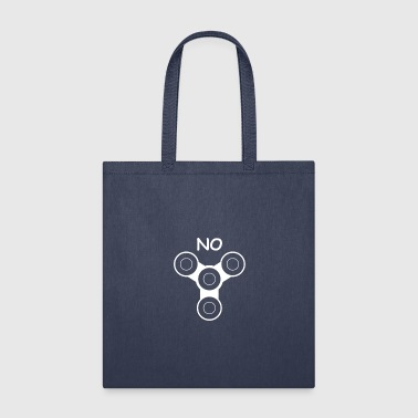 No Fidget Spinner - Tote Bag