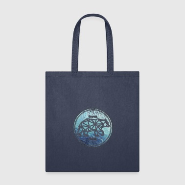 143 Bear Never Wild - Tote Bag