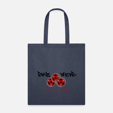 Wear RACE WEAR - Tote Bag