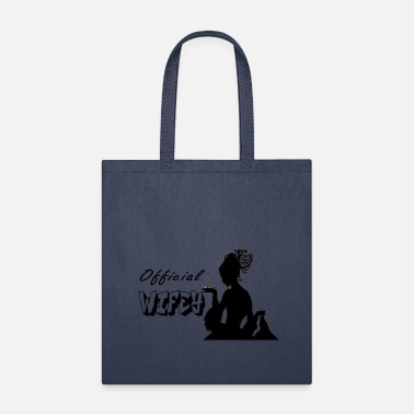 Official Person Official Wifey - Tote Bag