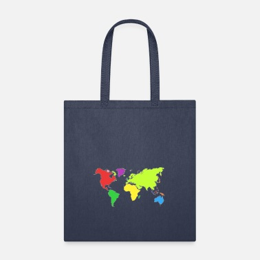 Maps Map - Tote Bag