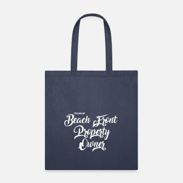 beach front - Tote Bag