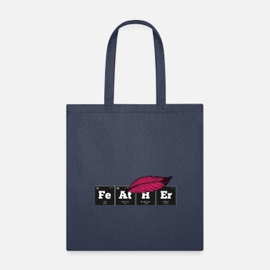 Hydrogen Periodic Elements: FeAtHEr - Tote Bag