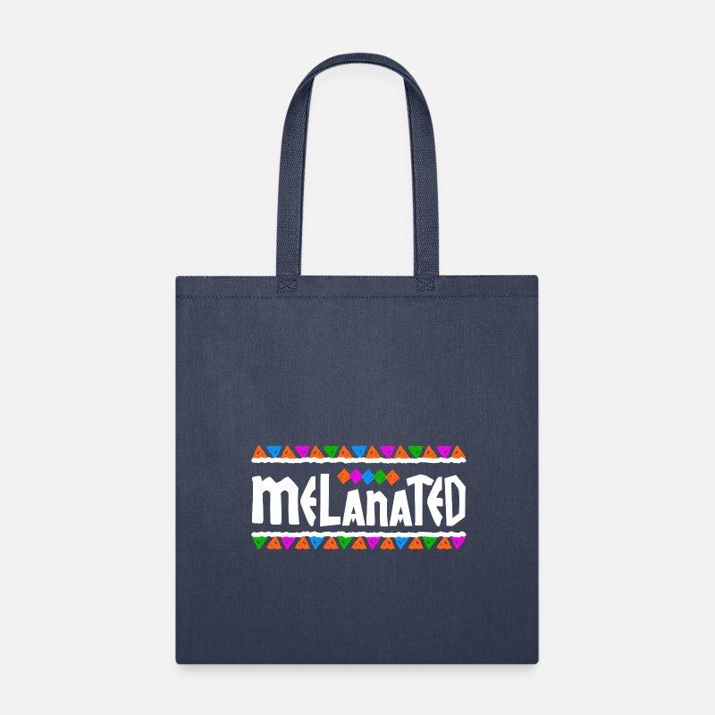 Melanated Tote Bag  cb9c08cac0754