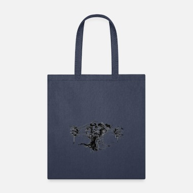Miscellaneous Abstract Drawing - Tote Bag