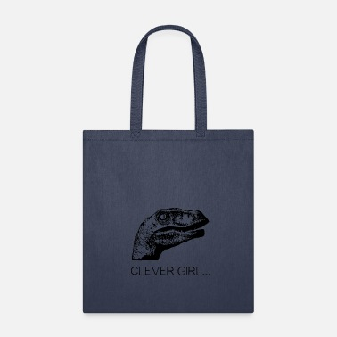 Clever clever girl - Tote Bag