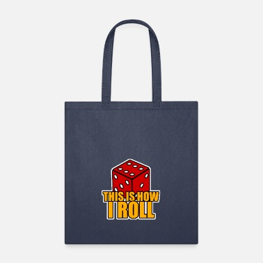 Rolling With Sister this is how i roll - Tote Bag
