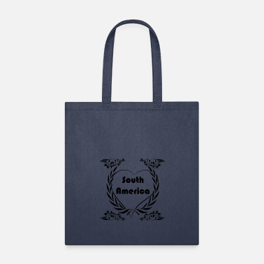 South America I love South America - Tote Bag