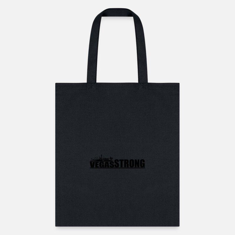 Vegas Bags Backpacks Las Strong Tote Bag Black