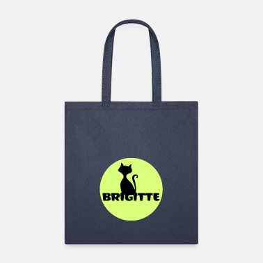 First Name Brigitte name first name - Tote Bag