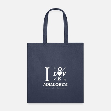 I love Mallorca - Tote Bag