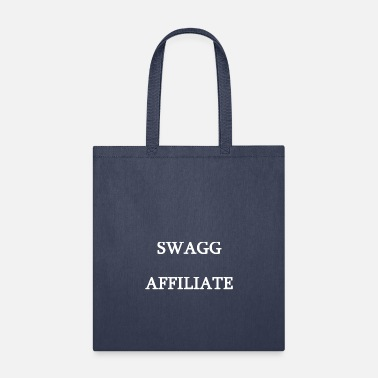 Swagg Swagg Affiliate White - Tote Bag