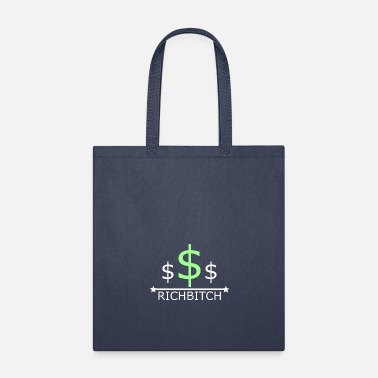Moneygrubbing RICHBITCH - Tote Bag
