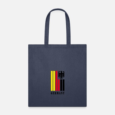 Stuttgart Germany Flag with Eagle / Present Gift - Tote Bag
