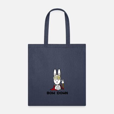 Rabbit king - Tote Bag