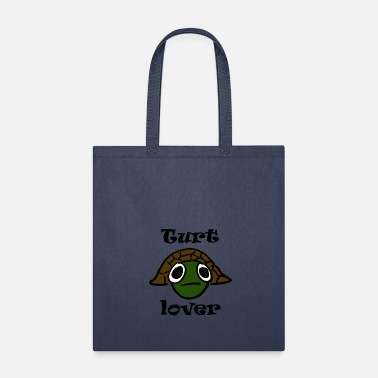 Cutie Turt lover Pet Animal love cat cute birthday - Tote Bag