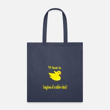 Rubber Duck rubber ducks - Tote Bag