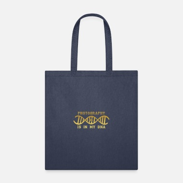 Fotografin dns dna roots love calling Photographer fotografin - Tote Bag