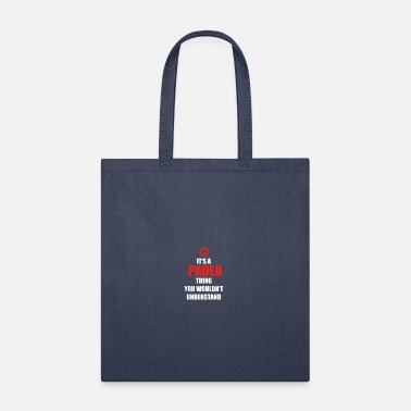 Paolo Geschenk it s a thing birthday understand PAOLO - Tote Bag