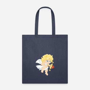 Cupido Cute Cupido Love Shirt Gift Idea for men and women - Tote Bag