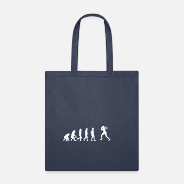 Wimbledon EVOLUTION tennis star wimbledon - Tote Bag