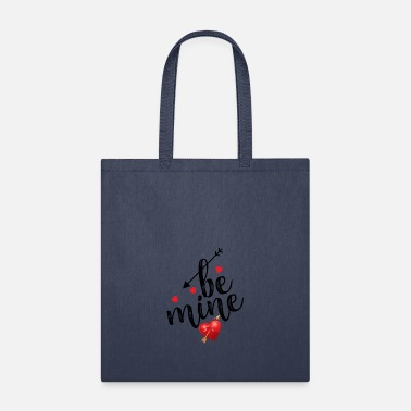 Valentine's Day Be Mine Valentines - Tote Bag