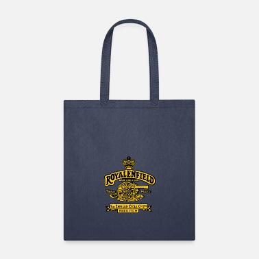 classic motorcycle - Tote Bag