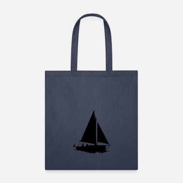Sailboat sailboat - Tote Bag