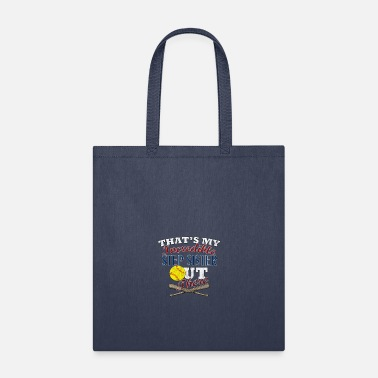 Step Brothers Softball Step Sister or Brother Gift - Tote Bag