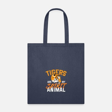 Bobcat Big Cats - Tigers are my spirit animal - Tote Bag