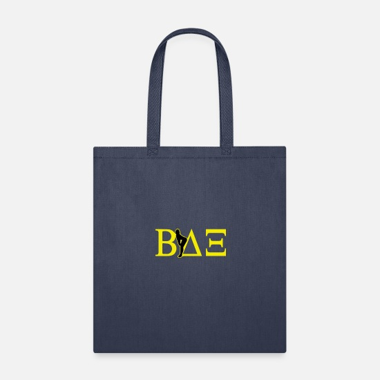 f3cf75d34 American Bags & Backpacks - Beta House Amrican Pie Fraternity Party - Tote  Bag navy