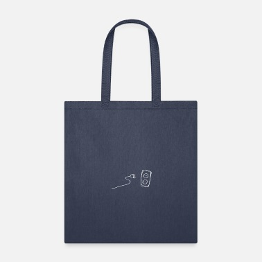Socket Cord Socket - Tote Bag